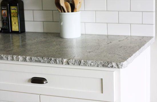 Our Ultimate Kitchens Leather Granite White Kitchen Design