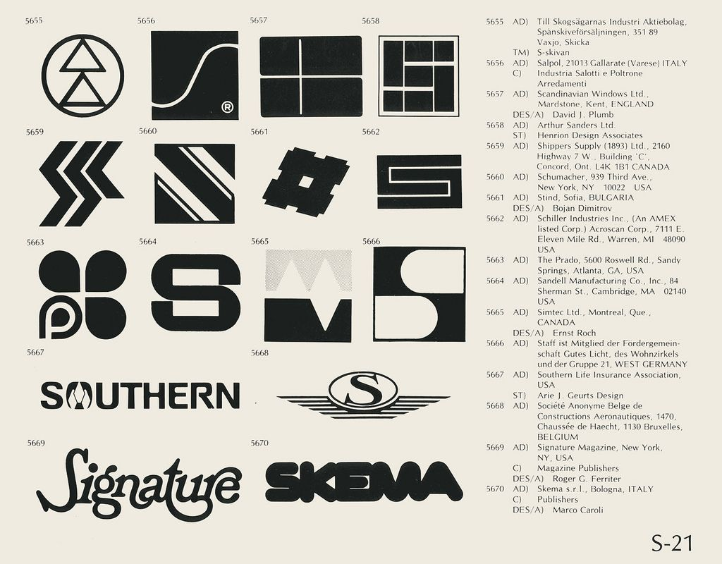 Logotipos Aos 70 World Of Logotypes Logos And Brand Symbols
