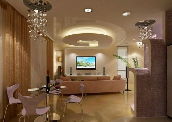 How to choose and install POP false ceiling designs for living rooms