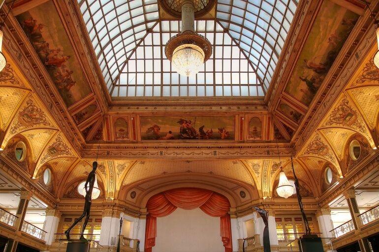 Amrath Grand Hotel Kurhaus Luxury By The Sea Hotel Interieur