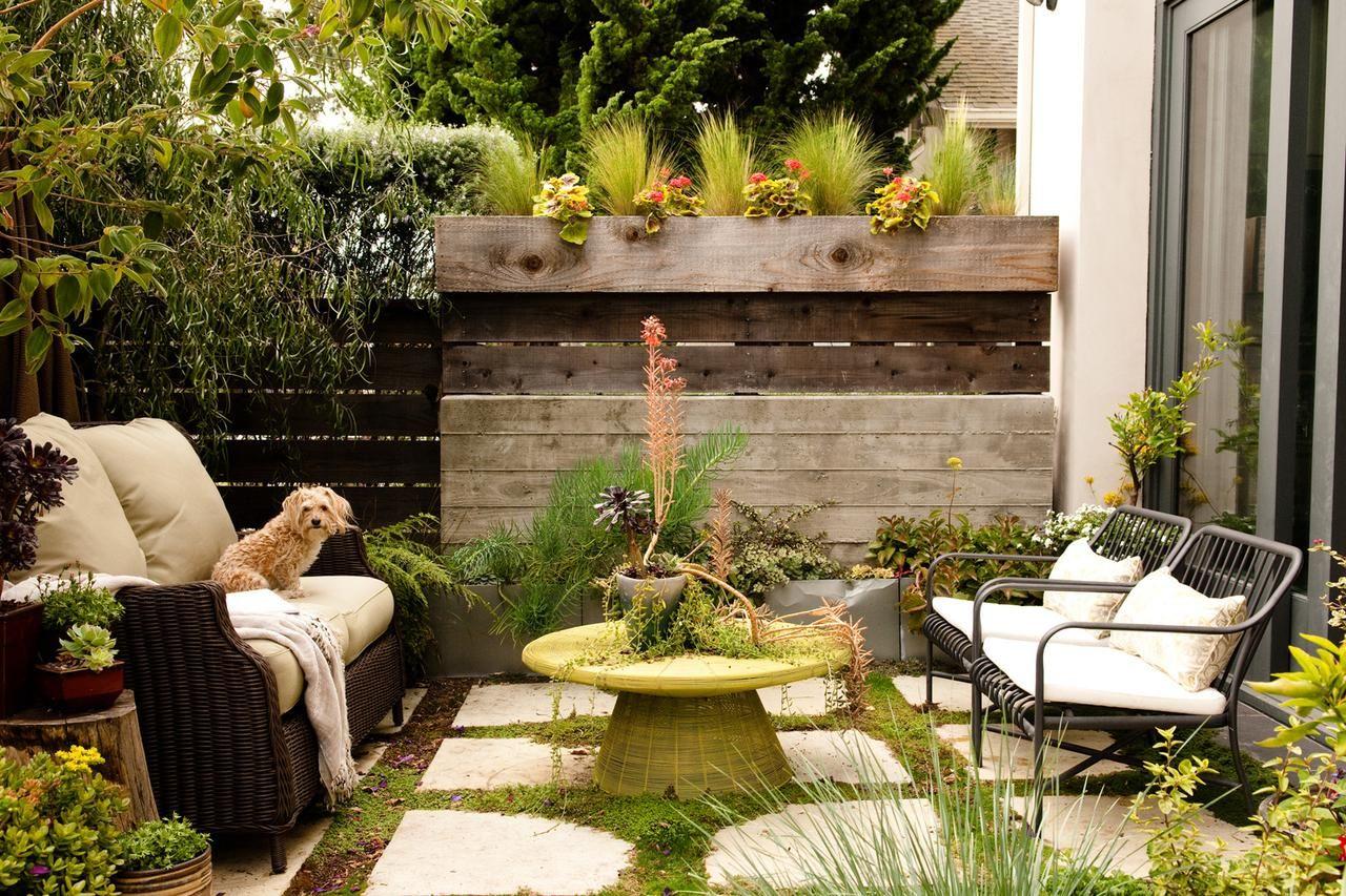 5 small backyard ideas