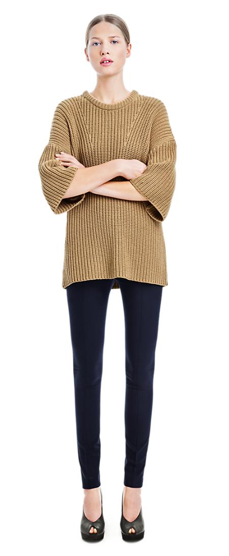 Filippa Rib Pullover Woman K Knitwear Chunky 8nmwv0N