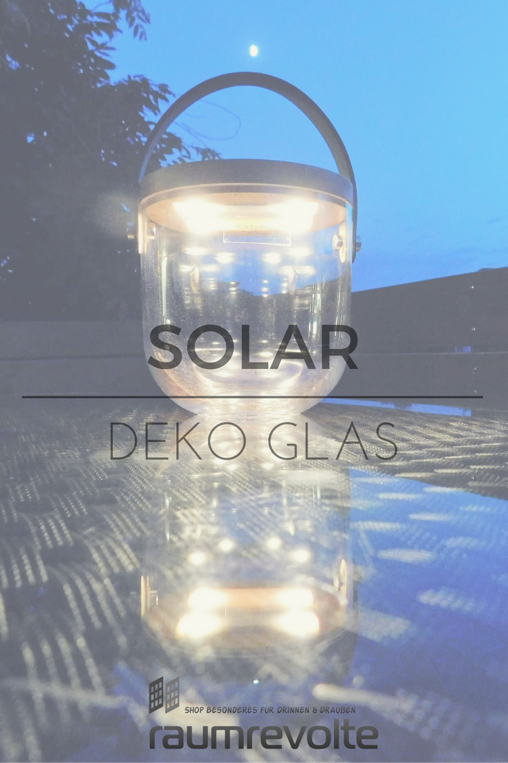 Lumix Led Solar Dekoglas Mit Leder Tragegriff Touch Funktion Usb Anschluss Glas Shop Led Und Lampen Fur Draussen