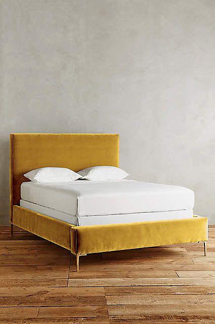Serene Bohemian Boho Style Inspiration Unique Bed Frames