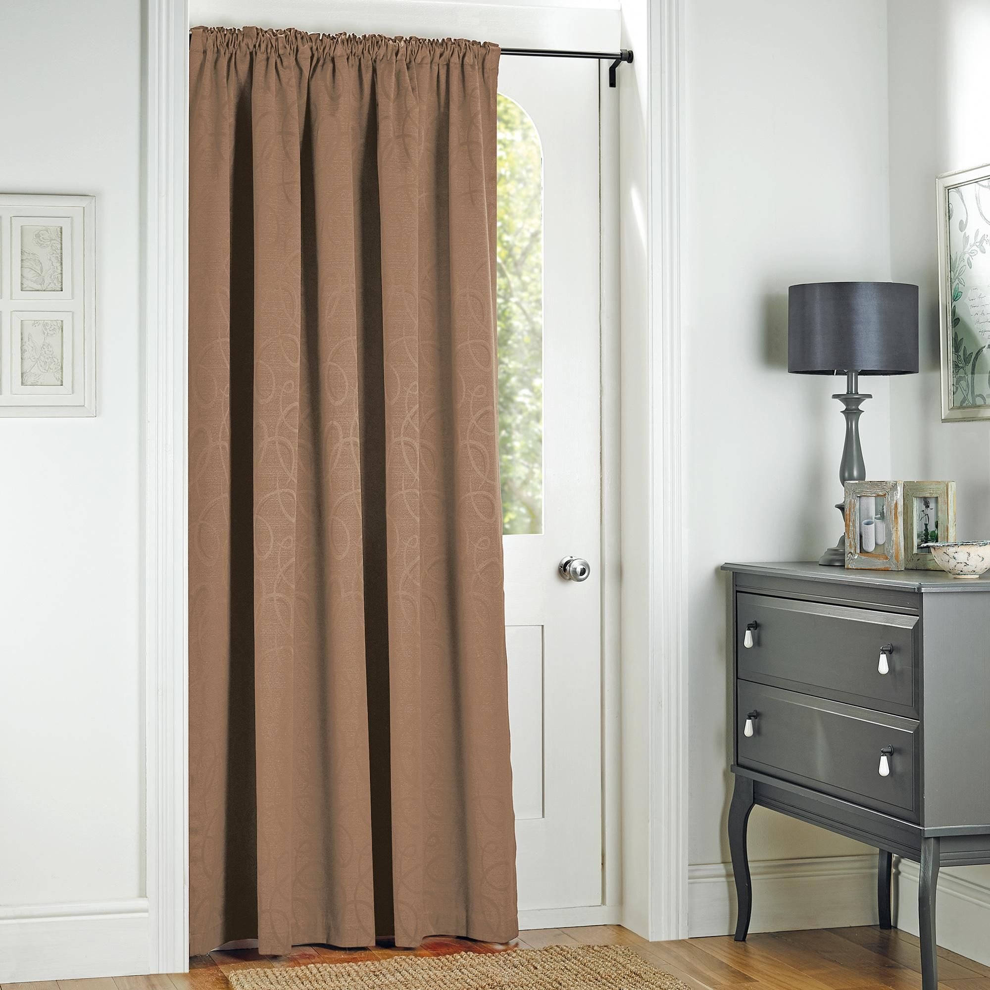 Keep Your Home Warm With Thermal Door Curtain Curtains Door Curtains Insulated Curtains
