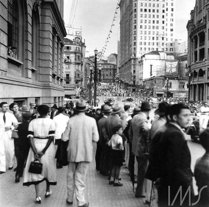 1937 - Avenida São João