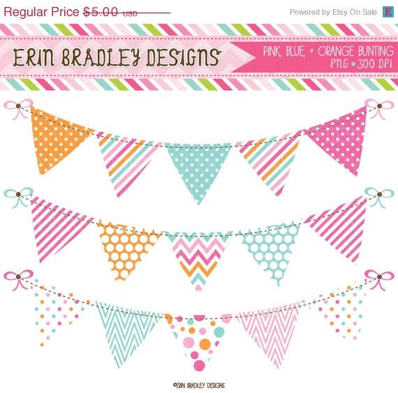 11++ Triangle flag banner clipart information