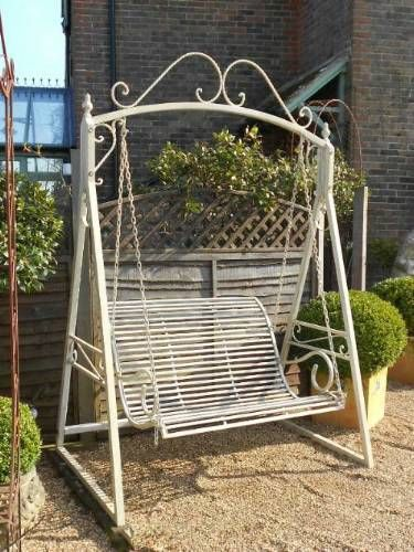 Swing Seat In Benches And Furniture From The Vintage Garden Company Vintage Garden Swing Seat Vintage Decor
