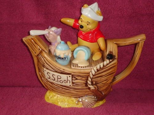 LARGE CARDEW/DISNEY TEAPOT ~ S S POOH ~ VERY GOOD CONDITION | eBay
