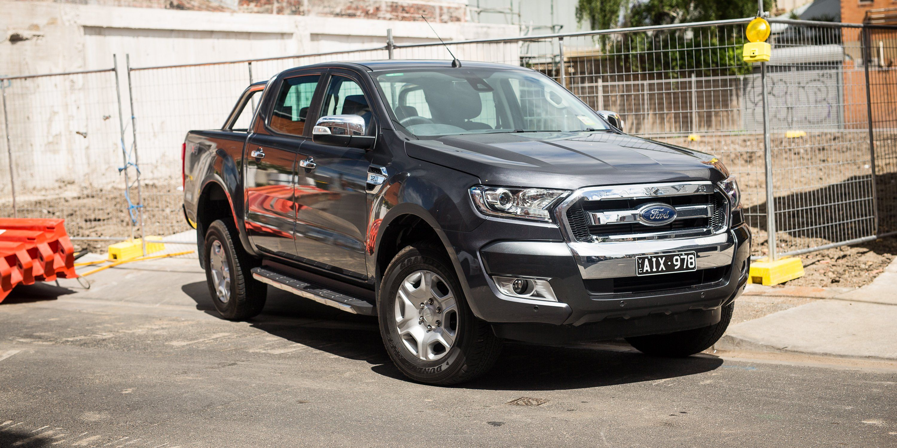 2017 Ford Ranger Xlt Review