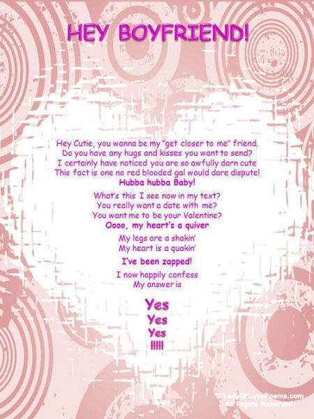 Funny Valentines Poems for Him   Love poems for him