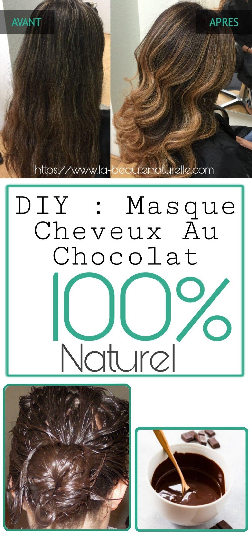 grande vente de liquidation rechercher le dernier nouveau authentique DIY : Masque cheveux au chocolat 100% naturel | CHEVEUX ...