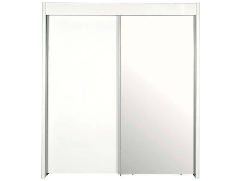 Armoire Porte Coulissante Armoire 2 Portes Coulissantes Easy 3 Coloris Blanc Chez Conforama Decor Home Decor Furniture