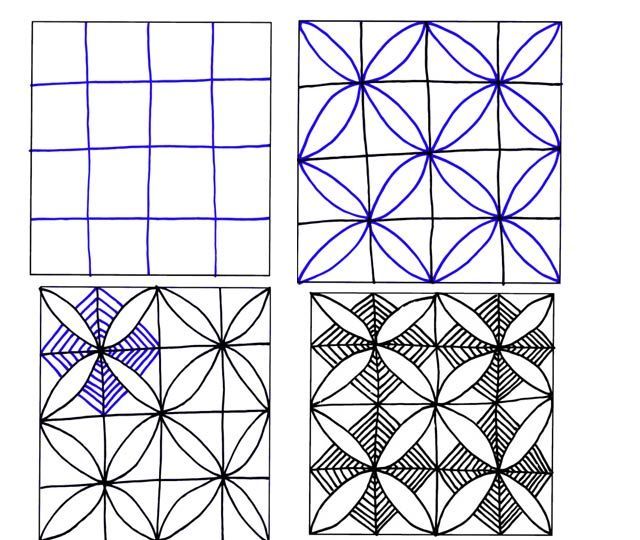 zentangle patterns - Buscar con Google