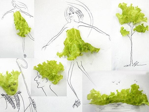 Creativity at its best: Illustrations by Victor Nunes | Just Imagine - Daily Dose of Creativity