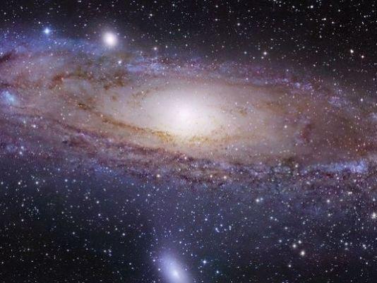 Nasa Shows Largest Image Ever Of Andromeda Galaxy Andromeda Galaxy Hd Galaxy Wallpaper Milky Way Galaxy