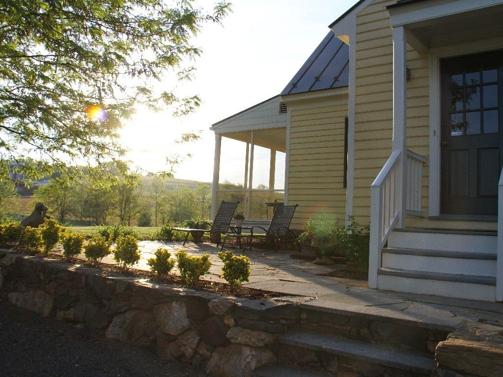 Madison estate rental Cabins and cottages, Outdoor decor