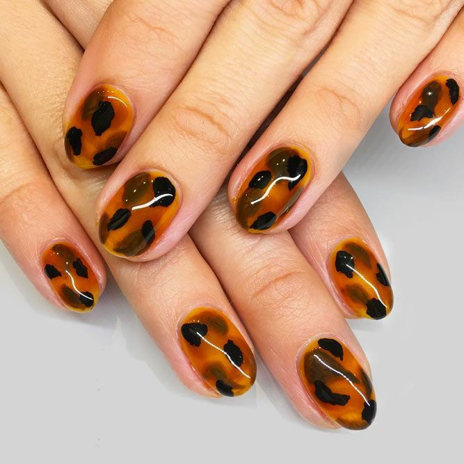 30 Creative Thanksgiving Nails Designs That Will Inspire You