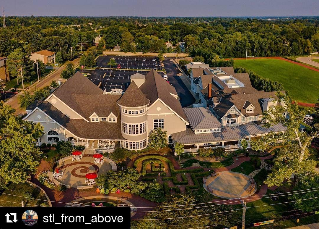 Repost Stl From Above The Magic House In Kirkwood Tag Stl From Above Or Dm For Suggestions Follow For More St Aerial Photo Magic House St Louis Mo