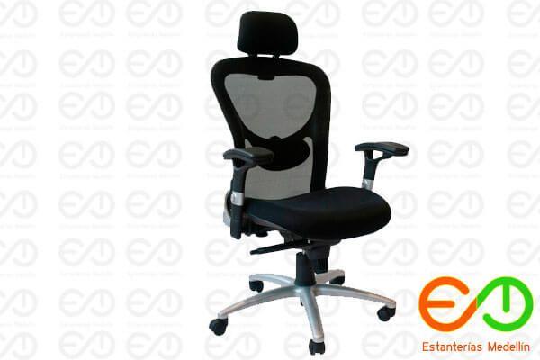 Sillas para oficina en Medellin, sillas operativas, sillas ...