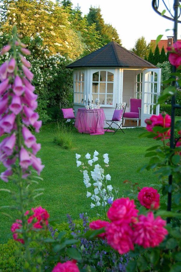 Cute Gartenpavillon Luxus oder eine Selbstverst ndlichkeit http freshideen