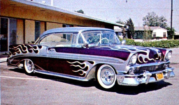 56 Chevy Dream Cars Classic Cars Vintage Custom Cars
