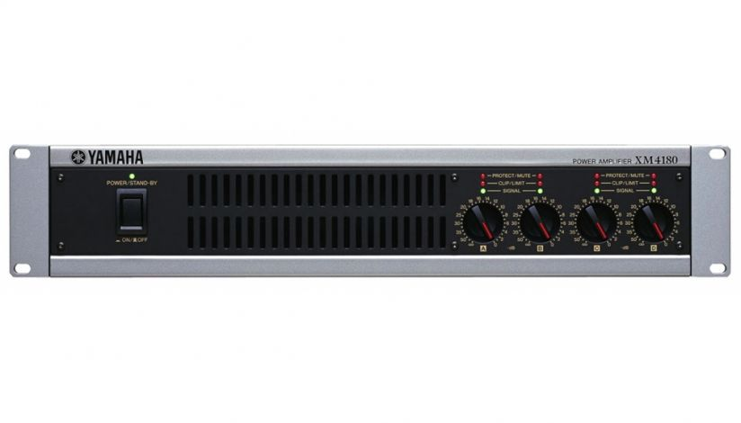 The Xm Series Multi Channel Power Amplifiers Are Ideal For Theater Hall And Conference Room Installations The Lineup Includ Power Amplifiers Amplifier Power