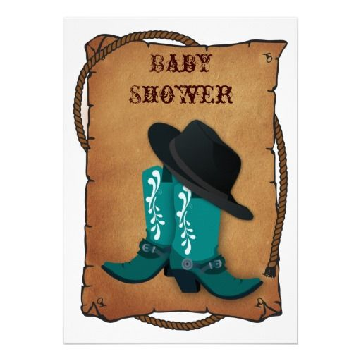 Baby Shower Cowboy Theme: Cowboy Baby Shower Theme Party