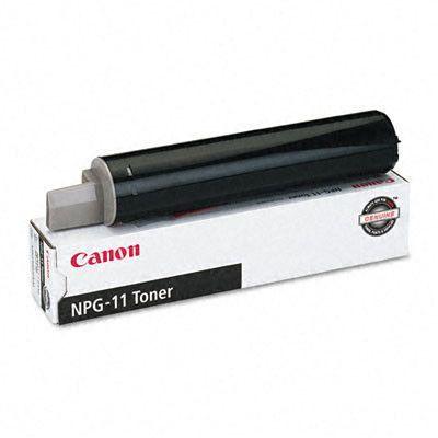 Canon NPG-11 Toner Cartridge, Black