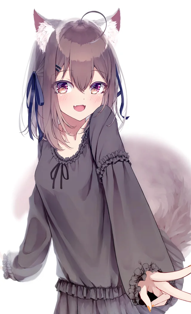 Photo of All moe, all the time. • r/awwnime