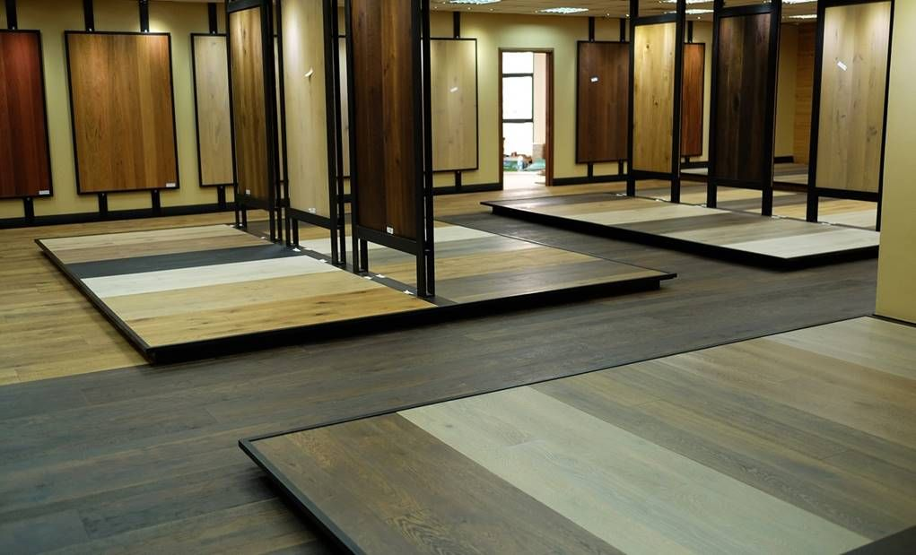 Arimar international the very best in wood products for Laminate flooring displays