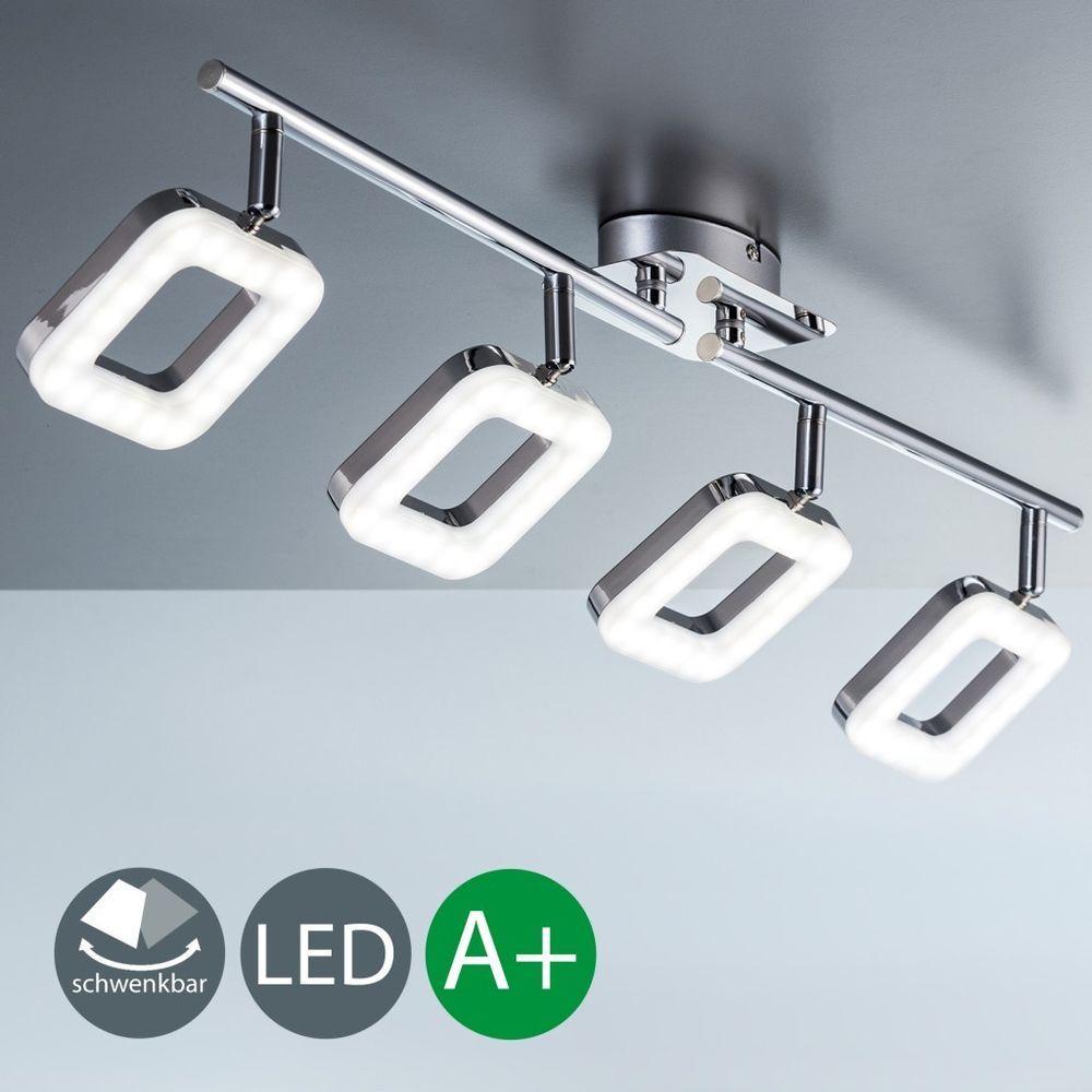 Einzigartig Lampe 3 Flammig Foto Von Design Deckenleuchte Led Decken-lampe Modern Wohnzimmer Schlafzimmer