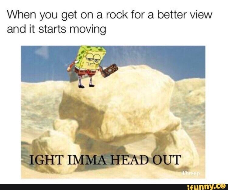 When You Get On A Rock For A Better View And It Starts Moving Ifunny Legend Of Zelda Memes Zelda Funny Zelda Memes