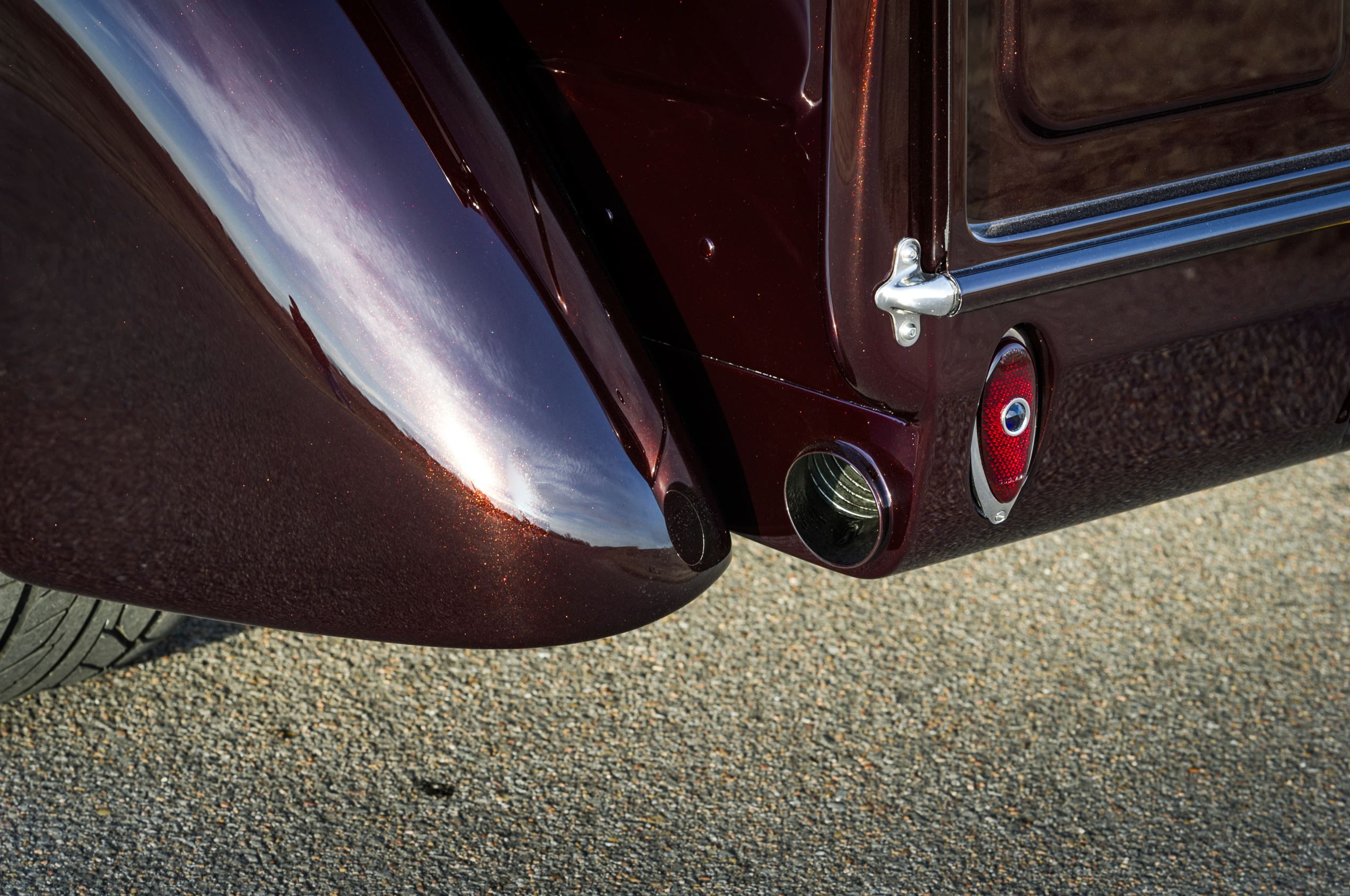 Granddads 1941 Ford Truck Might Embarrass Your Muscle Car Hotrod Hot Rod