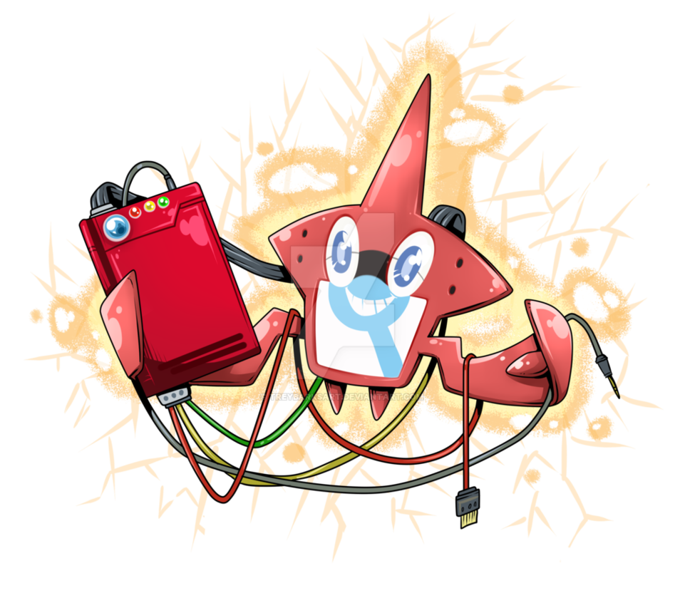 44++ Rotom ice ideas