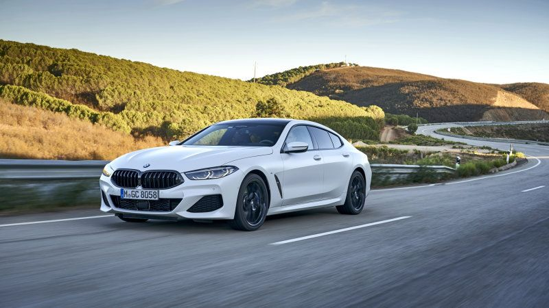 2020 Bmw 840i Gran Coupe First Drive Review Bmw 840i Bmw Coupe