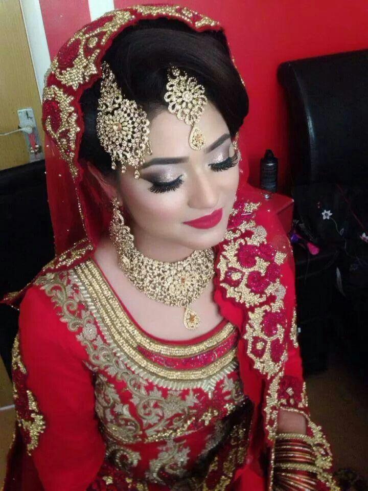 Bridal Look Muslim Bengali