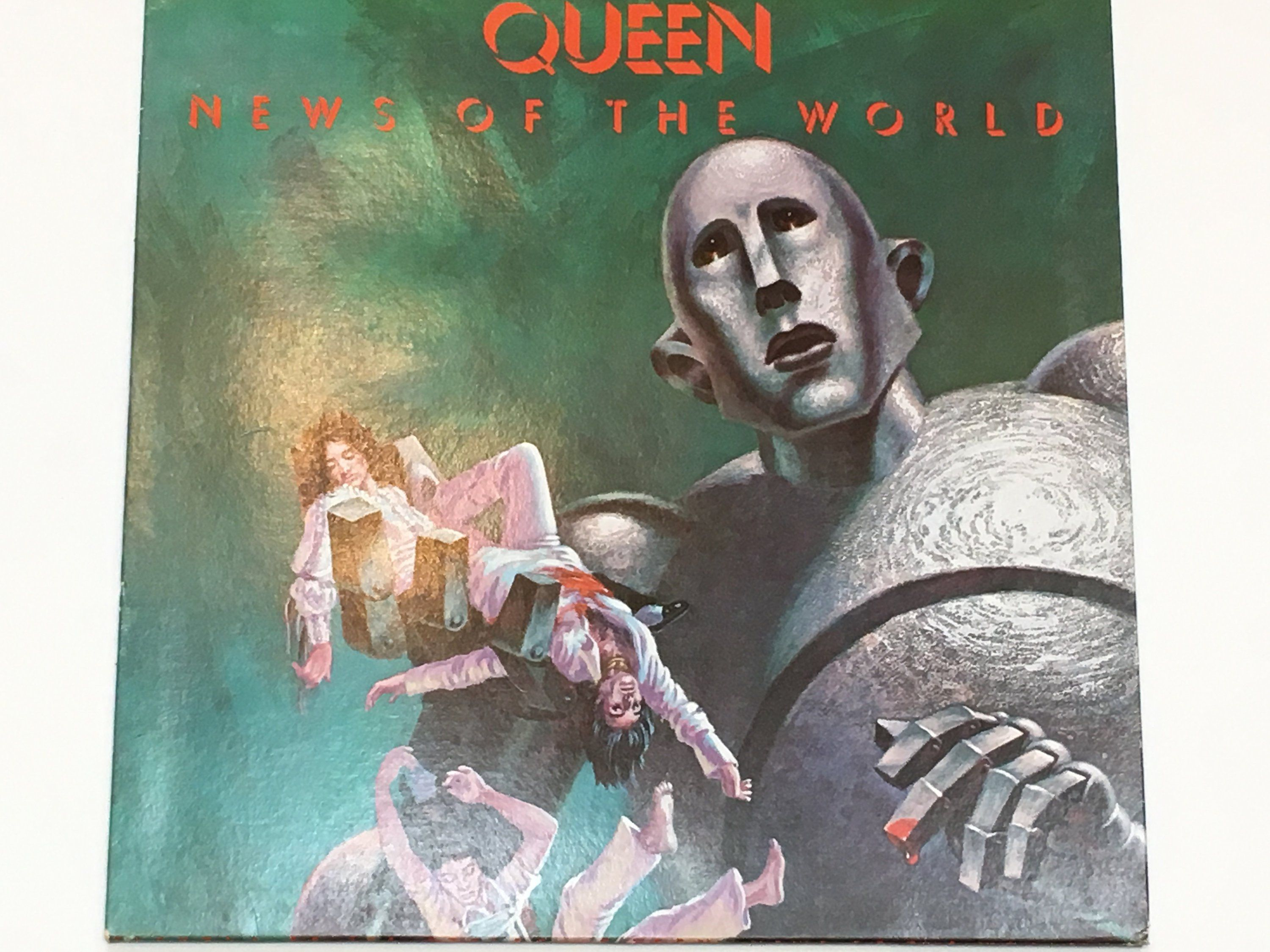 Queen News Of The World Quot We Will Rock You Quot Quot We Are The