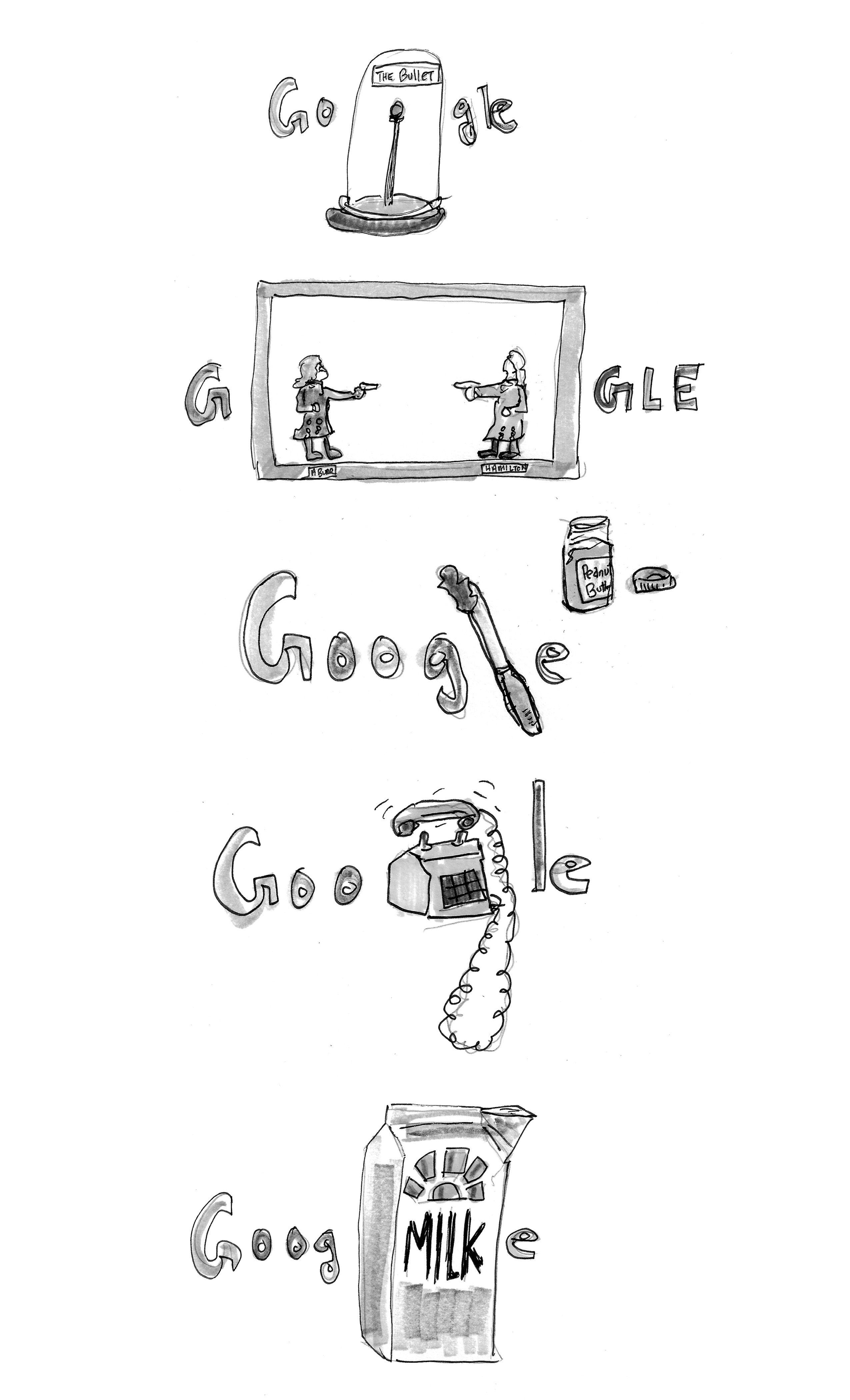 GOOGLE DOODLE PROJECT Google doodles, Doodles, Math
