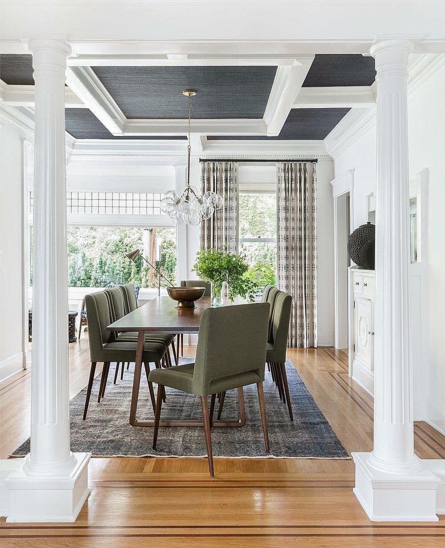Casual Dining Room Decor Ideas: Interior Design On Dining Room