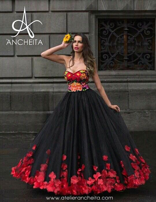 Vestidos de graduacion mexico 2019