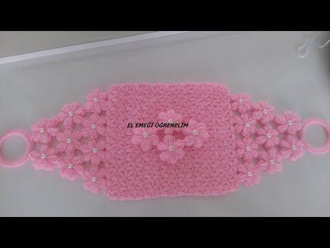 Uzun Çeyizlik Halkalı Lif Yapımı Türkçe Videolu