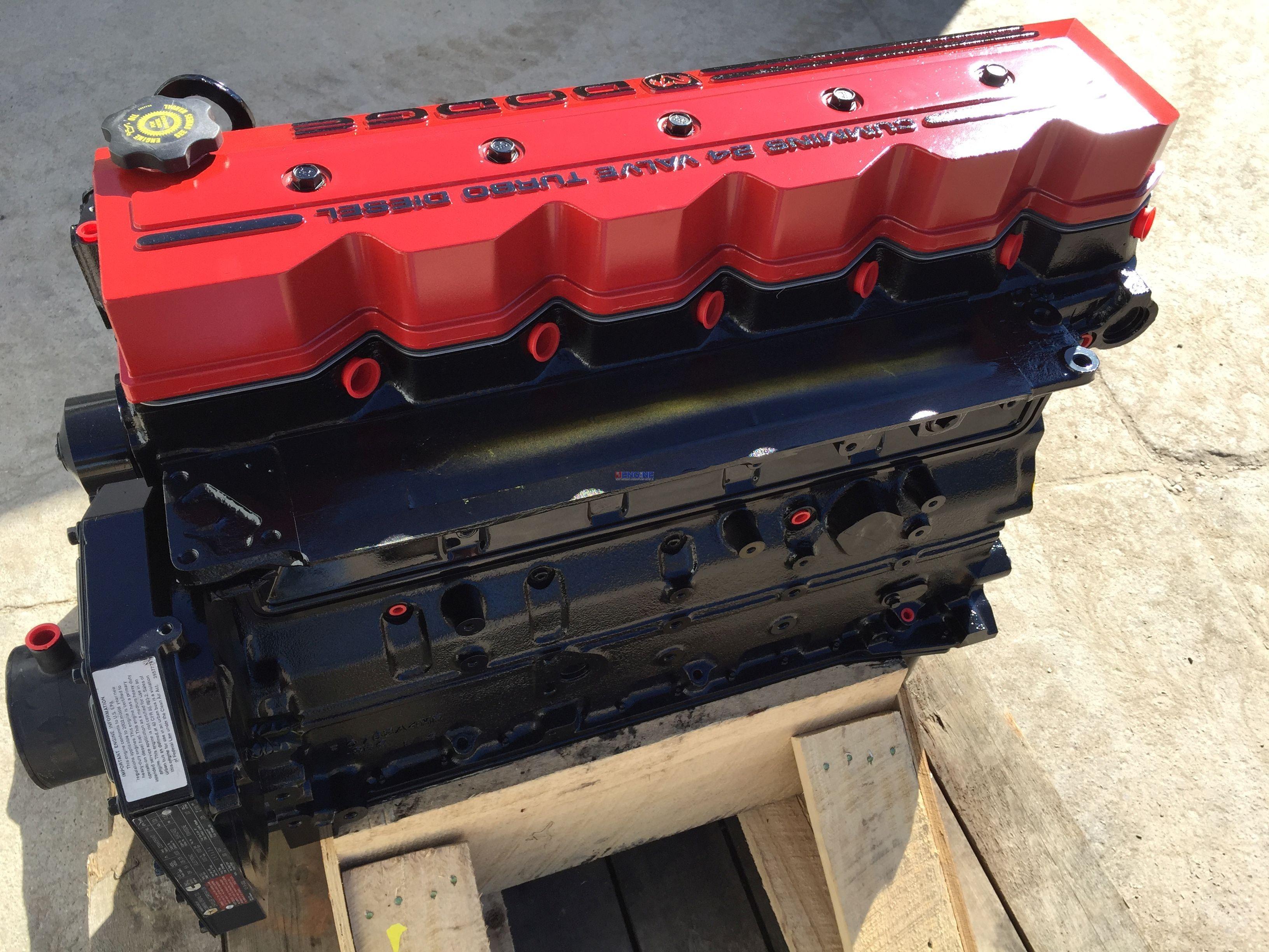 Cummins Dodge 5 9l Engine 24 Valve Cummins Dodge Cummins Gear Drive
