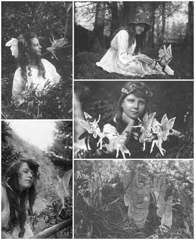 Image result for frances elsie fairy photos