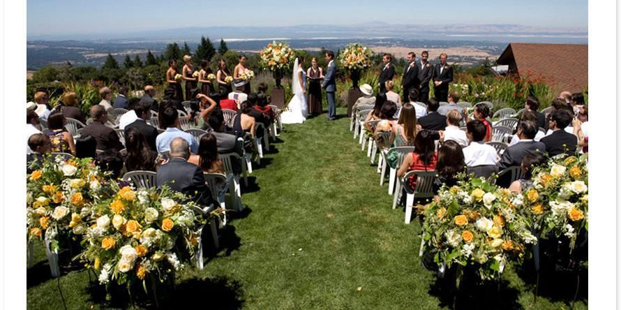 Thomas fogarty winery weddings get prices for wedding