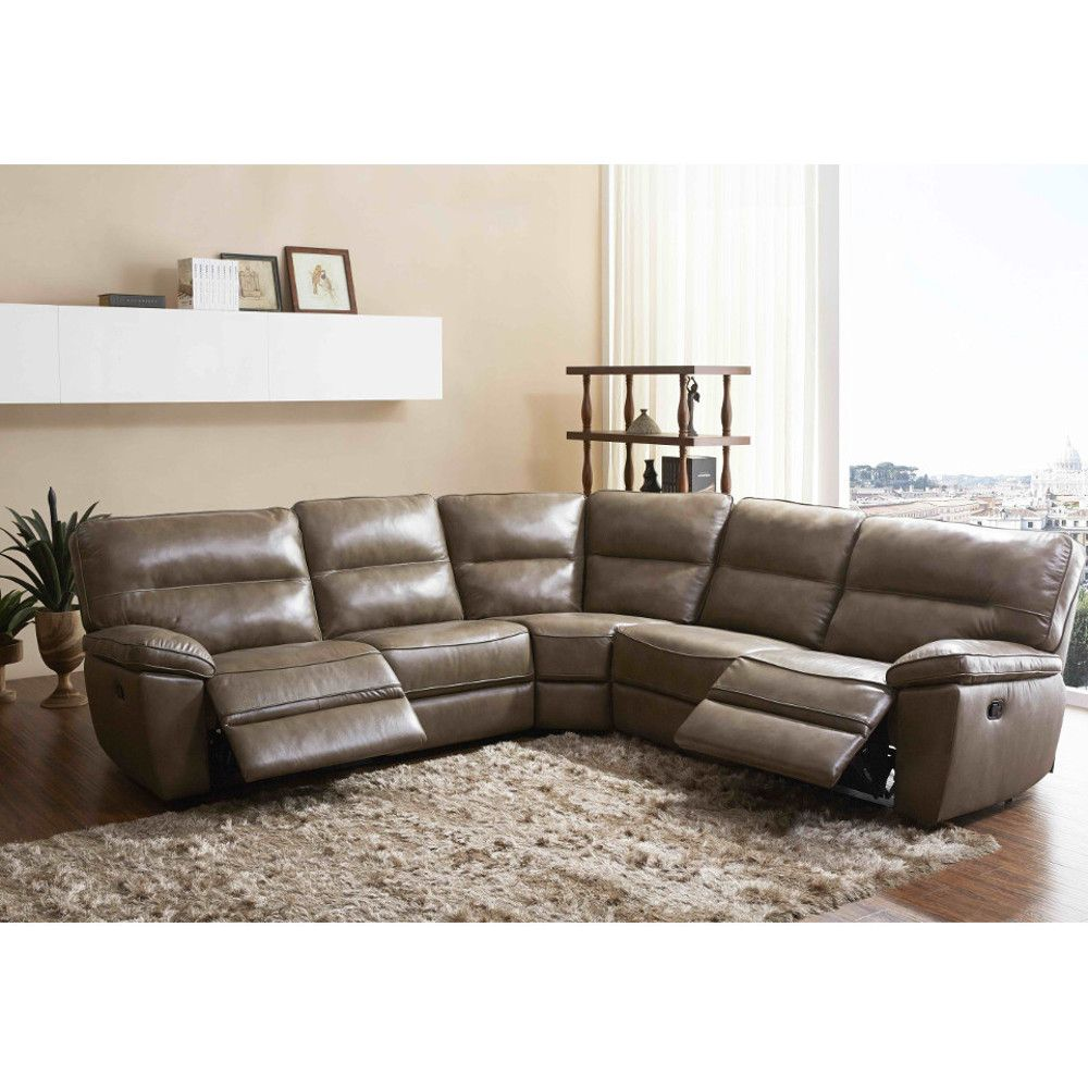 Lexington Sectional   2 Armless Chairs, 2 Recliners U0026 Corner Wedge (506715)  : Living Room ...