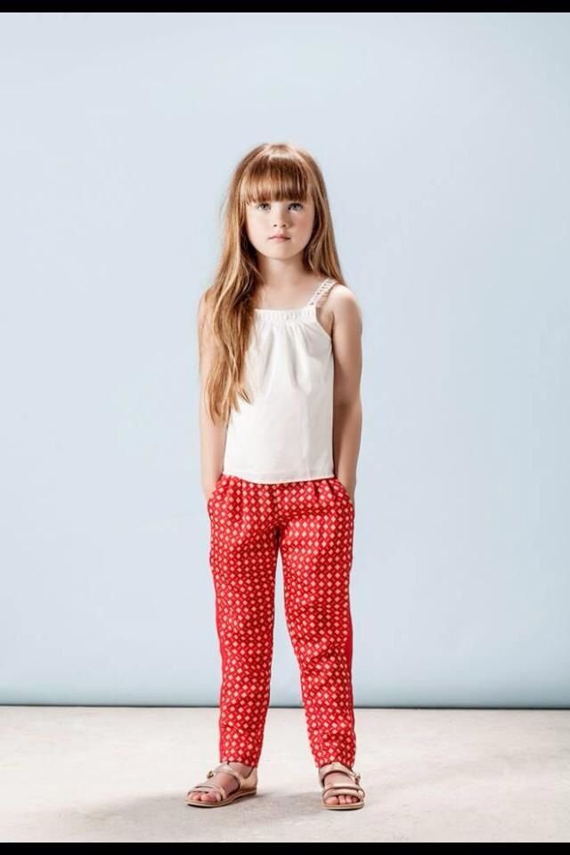 I adore this outfit just so very much!!! Chloé kids!