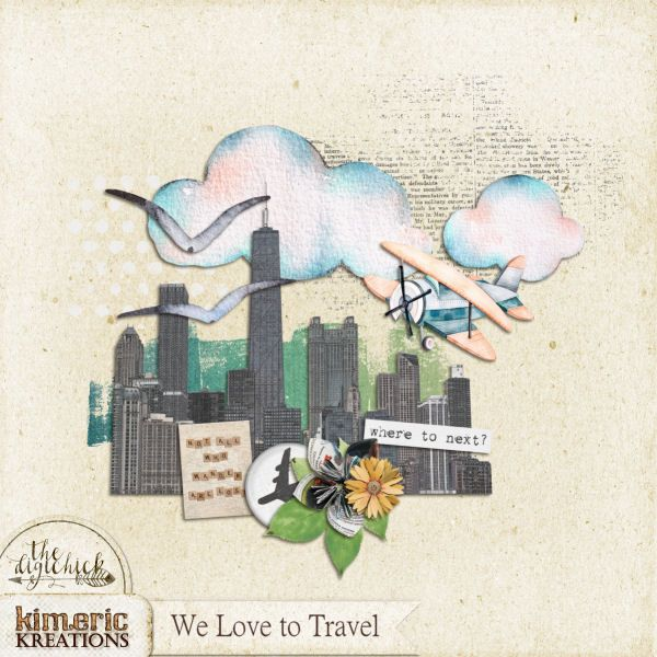 The Last We Love To Travel Cluster