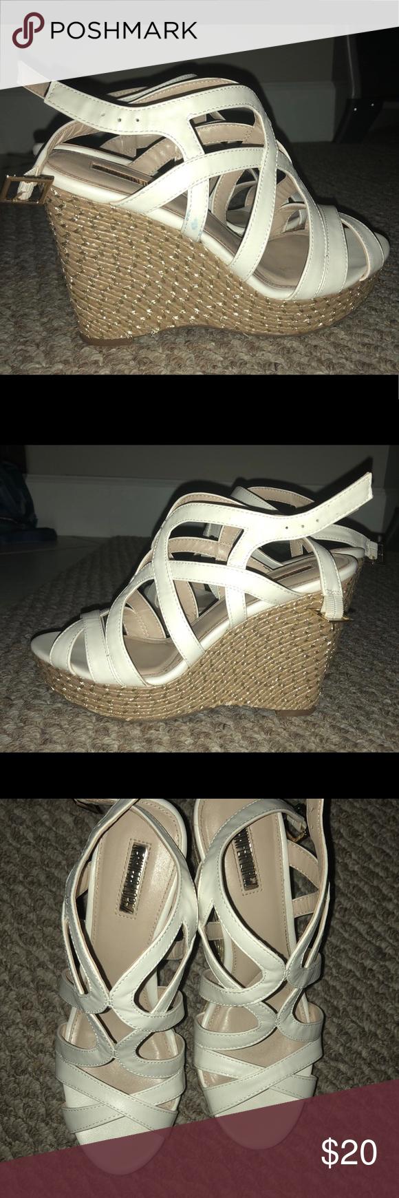 Jennifer Lopez Birch Strappy ... Wedge Sandals wgo4PLQnJ