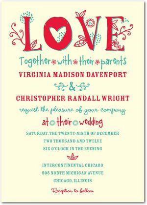 Formal And Informal Wedding Invitation Etiquette-part1 Informal - invitation non formal
